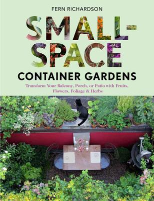 Small Spac Container gardens